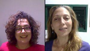 נועה קדמן בראיון וידאו עם דורית נובל מאמנת ניה לונדון לגבי הכשרת חגורה לבנה