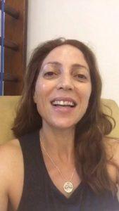 להניע עם נועה | נועה קדמן בראיון עם לולה מנקין שמגיעה אלינו מארצות הברית ביולי